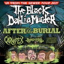 The Black Dahlia Murder announces North American tour with After The Burial, Carnifex, Rivers of Nihil, Undeath