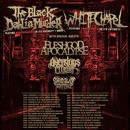 The Black Dahlia Murder and Whitechapel to co-headline USA tour with Fleshgod Apocalypse, Aversions Crown, Shadow Of Intent