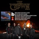 The Crown lands on international charts with new album, 'Cobra Speed Venom'