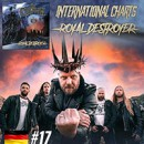 The Crown lands on worldwide charts for new album, 'Royal Destroyer'
