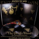 "The Devil's Blood ""The Thousandfold Epicentre"" Contest"