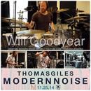 "Thomas Giles launches ""Modern Noise"" studio video part 1"