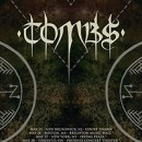 Tombs announces tour dates supporting Bloodbath, headlining dates with Barishi