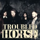 "Troubled Horse debut now song ""Another Mans Name"" via Decibel Magazine"