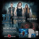 "TÝR release new single, ""Mare Of My Night,"" on MetalInsider.net"