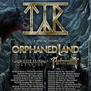 Týr to tour North America this May with Orphaned Land, Ghost Ship Octavius, Aeternam