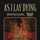 """Whitechapel announces USA """"Burn To Emerge Tour"""" with As I Lay Dying, Shadow Of Intent"""