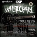 WHITECHAPEL launch new lyric video and contest to win signed ESP guitar on BloodyDisgusting.com
