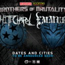 "WHITECHAPEL and EMMURE announce ""Brothers of Brutality"" co-headlining tour!"