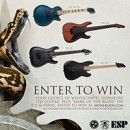 "Whitechapel / ESP ""Mark of the Blade"" Contest"