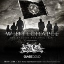 Whitechapel announce headlining tour with Upon a Burning Body and Glass Cloud!