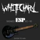 "WHITECHAPEL debut ""Devirgination Studies"" lyric video; launch signed ESP guitar contest on MetalInsider.net"