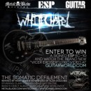 WHITECHAPEL launch new lyric video and contest to win signed ESP guitar on GuitarWorld.com