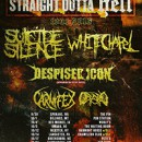 Whitechapel reveals first round of confirmed dates for co-headlining USA tour with Suicide Silence this fall