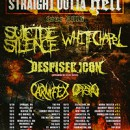 Whitechapel reveals second round of confirmed dates for co-headlining USA tour with Suicide Silence this fall