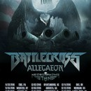 "Battlecross pays homage to military veterans on the 2016 ""Winter Warriors Tour"", featuring Allegaeon, Necromancing the Stone"