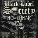 Wovenwar confirm summer tour with Black Label Society!