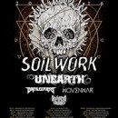 Wovenwar confirm 'Fury Tour' with Soilwork, Unearth, Battlecross, and Darkness Divided
