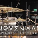 "Wovenwar premieres new track and drum play-through, ""World on Fire"""