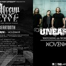 Wovenwar add shows with Unearth, Sevendust to upcoming tour!