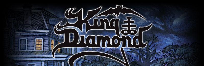 What Is Voodoo >> KING DIAMOND 'VOODOO'